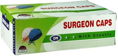 Om Surgicals Surgeons Surgical Head Cap