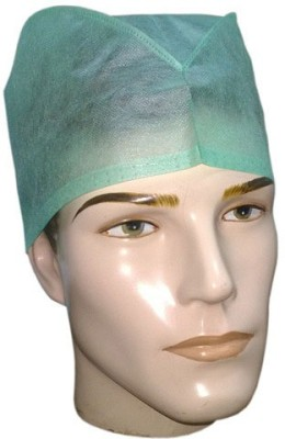 Paras Ent 2 Surgical Head Cap(Disposable)