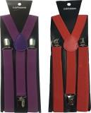 AtYourDoor Y- Back Suspenders for Men (M...