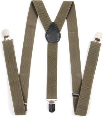 Lycans Y- Back Suspenders for Men, Women