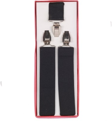 Caricature Clothing Y- Back Suspenders for Men