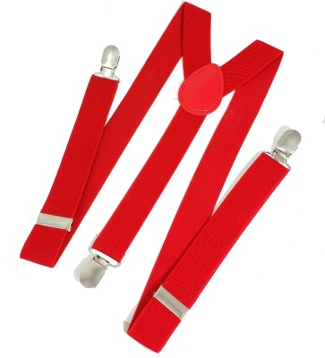 Ammvi Creations Y- Back Suspenders for Men