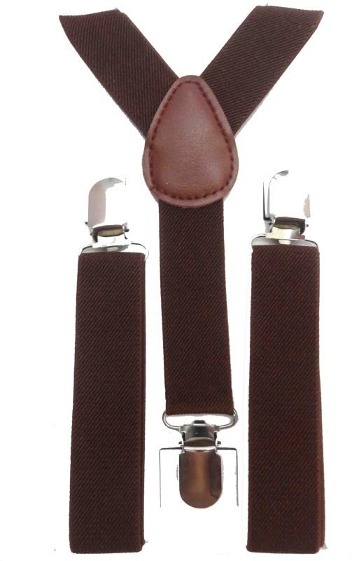 Fancy Steps Y- Back Suspenders for Boys, Girls
