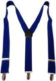 Navaksha Y- Back Suspenders for Men (Blu...
