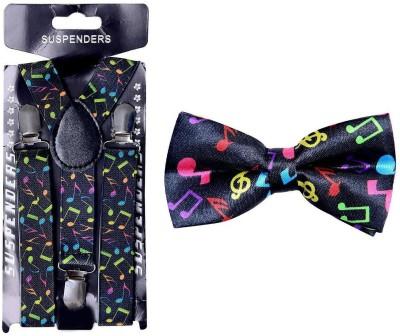 SWARN Y- Back Suspenders for Boys
