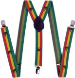 Modishera Y- Back Suspenders for Men, Wo...