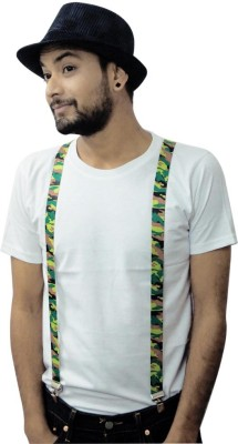 Jocular Y- Back Suspenders for Men
