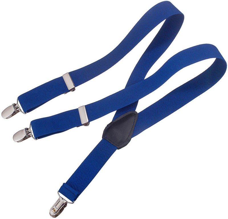 Civil Outfitters Y- Back Suspenders for Boys