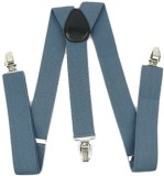 Eccellente Y- Back Suspenders for Men (G...