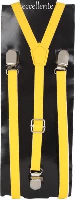 Eccellente Y- Back Suspenders for Men
