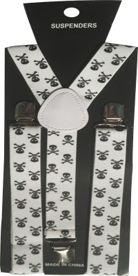 mr. zunk Y- Back Suspenders for Men