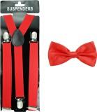 Celebrity Y- Back Suspenders for Men (Re...