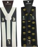 atyourdoor Y- Back Suspenders for Men (W...