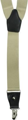 Orosilber Y- Back Suspenders for Boys, Girls, Men, Women(Beige)
