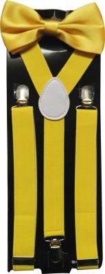mr. willian Y- Back Suspenders for Men, Women
