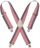 Custom Leathercraft X- Back Suspenders f...