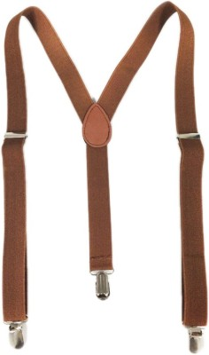 A&S Y- Back Suspenders for Men