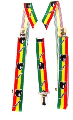 A&S Y- Back Suspenders for Men(Multicolor)