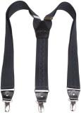 Orosilber Y- Back Suspenders for Men (Bl...