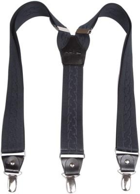 Orosilber Y- Back Suspenders for Men(Black)
