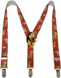 Navaksha Y- Back Suspenders for Boys (Or...