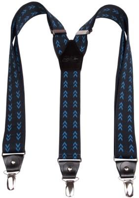 Orosilber Y- Back Suspenders for Men(Blue)