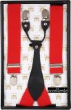 Eccellente Y- Back Suspenders for Men (R...
