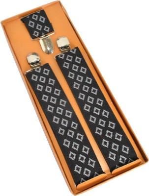 WHOLESOME DEAL Y- Back Suspenders for Men