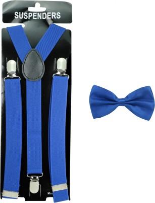 Celebrity Y- Back Suspenders for Men