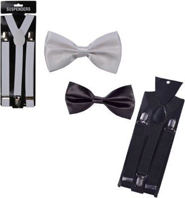 mr. willian Y- Back Suspenders for Men, ...
