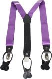 Dha1 Y- Back Suspenders for Men (Purple)