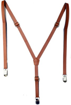 Urban Diseno Y- Back Suspenders for Men,...