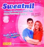 One Personal Care SWT01 Sweat Pads