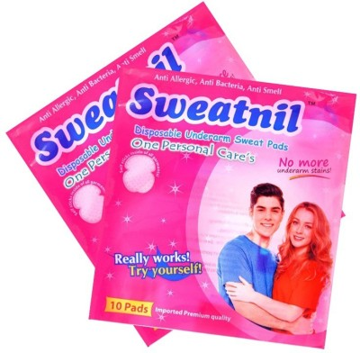 One Personal Care UB748-PO2 Sweat Pads