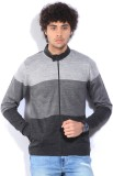 Peter England Solid Turtle Neck Casual M...