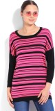 United Colors of Benetton Striped Round ...