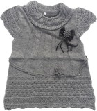 Icable Self Design Round Neck Party Girl...
