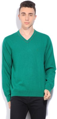 Nautica Casual Men Sweater at flipkart