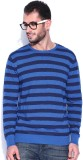 Kook N Keech Striped Round Neck Casual M...