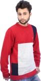 Bhagwan Knitwears Self Design Round Neck...