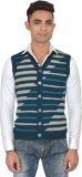 Marc Malon Argyle V-neck Casual Men Mult...