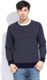 French Connection Printed Casual Men Blu...