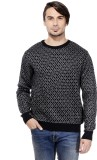 Northern Lights Solid Round Neck Casual ...