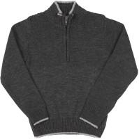 Gini & Jony Casual Boys Grey sweater best price on Flipkart @ Rs. 989