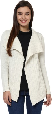 Yepme Solid Round Neck Casual Women Beige Sweater at flipkart