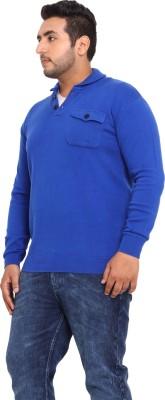 John Pride Turtle Neck Solid Men's Pullover