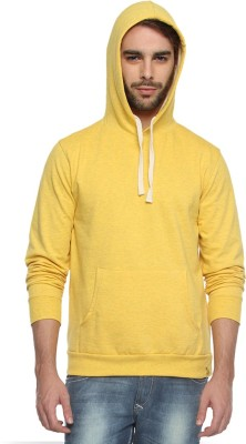 Campus Sutra Full Sleeve Solid Men's Sweatshirt