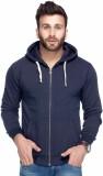 Tinted Full Sleeve Solid Men's Sweatshir...