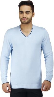 Prakum Full Sleeve Solid Men's Sweatshirt