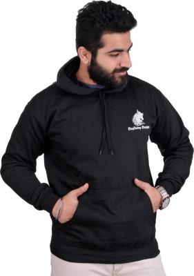 Desteeny Designs Full Sleeve Solid Men's Sweatshirt